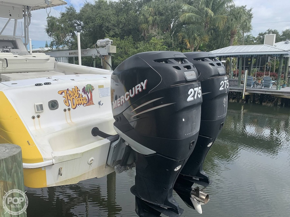 2000 Donzi boat for sale, model of the boat is 35 ZF & Image # 2 of 41