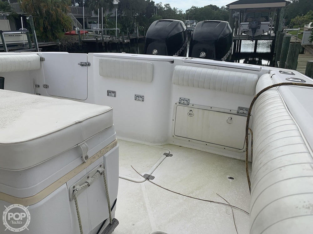 2000 Donzi boat for sale, model of the boat is 35 ZF & Image # 26 of 41