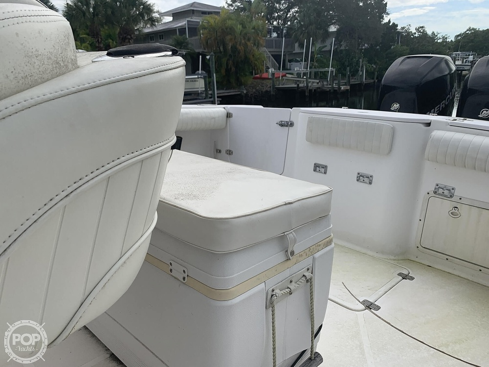 2000 Donzi boat for sale, model of the boat is 35 ZF & Image # 27 of 41