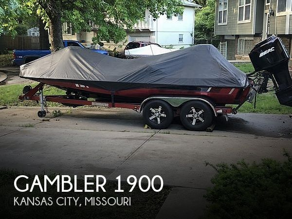 Used Gambler Boats For Sale by owner | 2000 Gambler Intimidator 19'