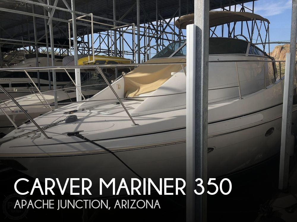 Used Carver 35 Boats For Sale by owner | 2000 Carver MARINER 350