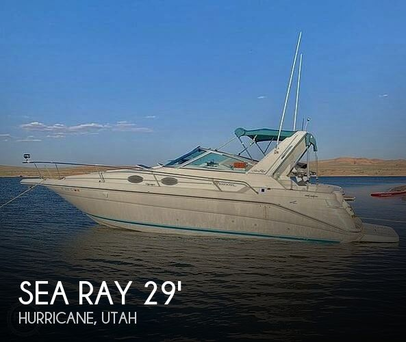 Used Sea Ray 290 Sundancer Boats For Sale by owner | 1995 Sea Ray 290 Sundancer