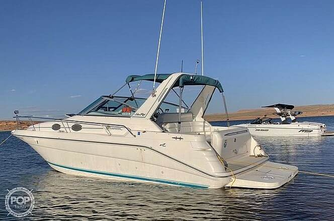 1995 Sea Ray boat for sale, model of the boat is 290 Sundancer & Image # 2 of 26
