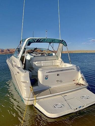 1995 Sea Ray boat for sale, model of the boat is 290 Sundancer & Image # 3 of 26