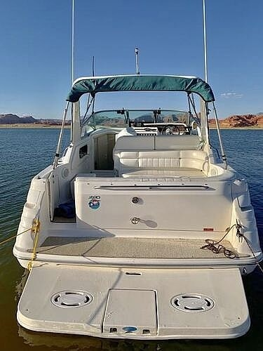 1995 Sea Ray boat for sale, model of the boat is 290 Sundancer & Image # 4 of 26