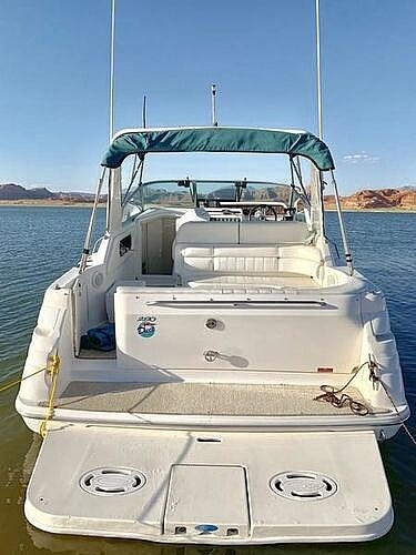 1995 Sea Ray boat for sale, model of the boat is 290 Sundancer & Image # 5 of 26