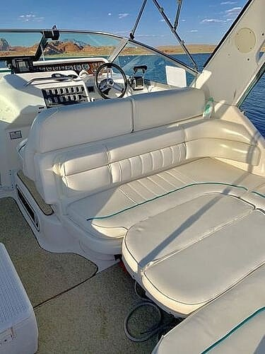 1995 Sea Ray boat for sale, model of the boat is 290 Sundancer & Image # 6 of 26