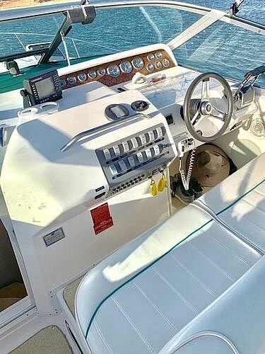 1995 Sea Ray boat for sale, model of the boat is 290 Sundancer & Image # 9 of 26