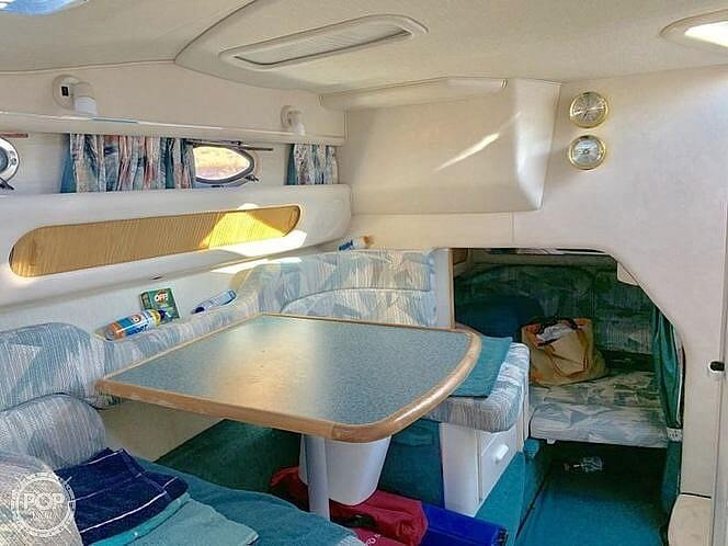 1995 Sea Ray boat for sale, model of the boat is 290 Sundancer & Image # 16 of 26