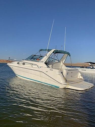 1995 Sea Ray boat for sale, model of the boat is 290 Sundancer & Image # 25 of 26