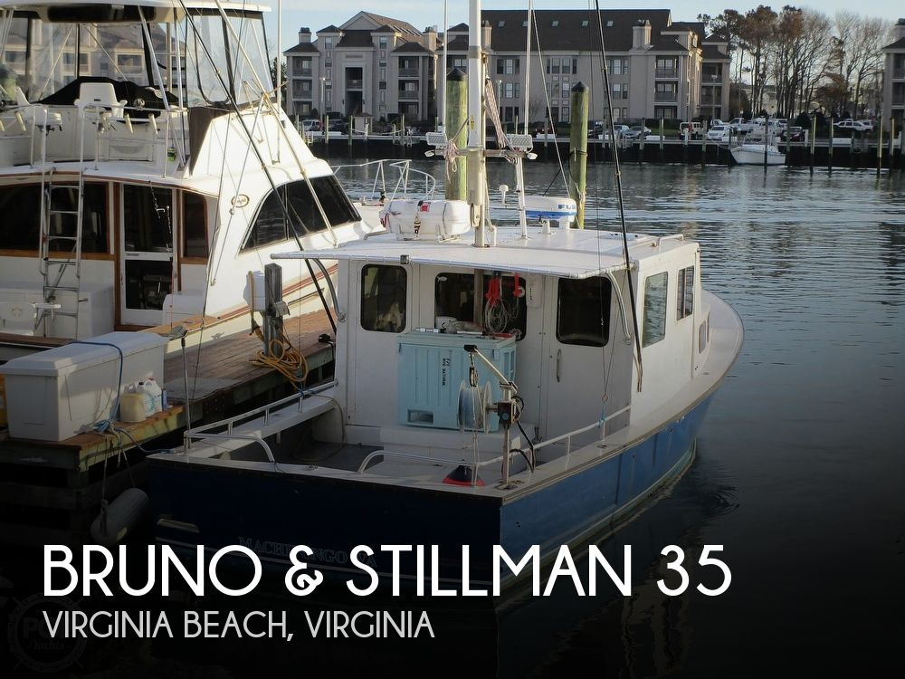 1979 BRUNO & STILLMAN 35 for sale