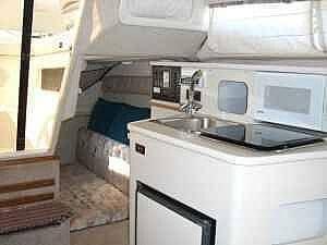 1998 Bayliner boat for sale, model of the boat is Ciera 2355 & Image # 5 of 15