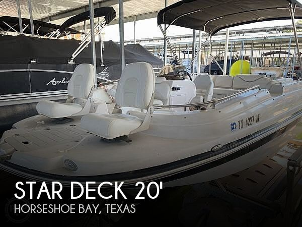 Used Deck Boats For Sale in Texas by owner | 2006 Star Deck Stardeck Aurora 2000