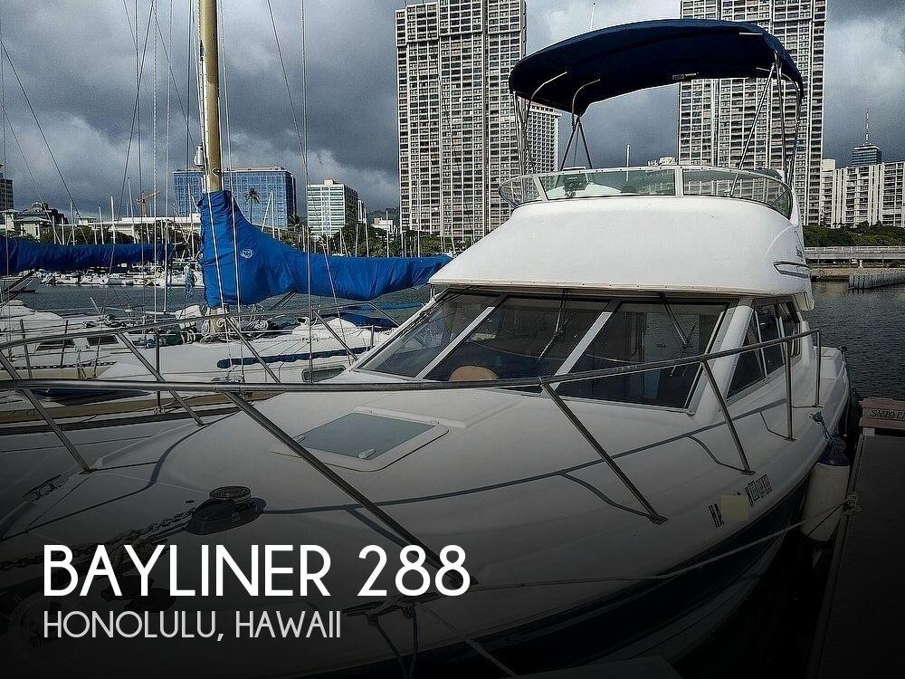 2008 Bayliner 288 Discovery Flybridge