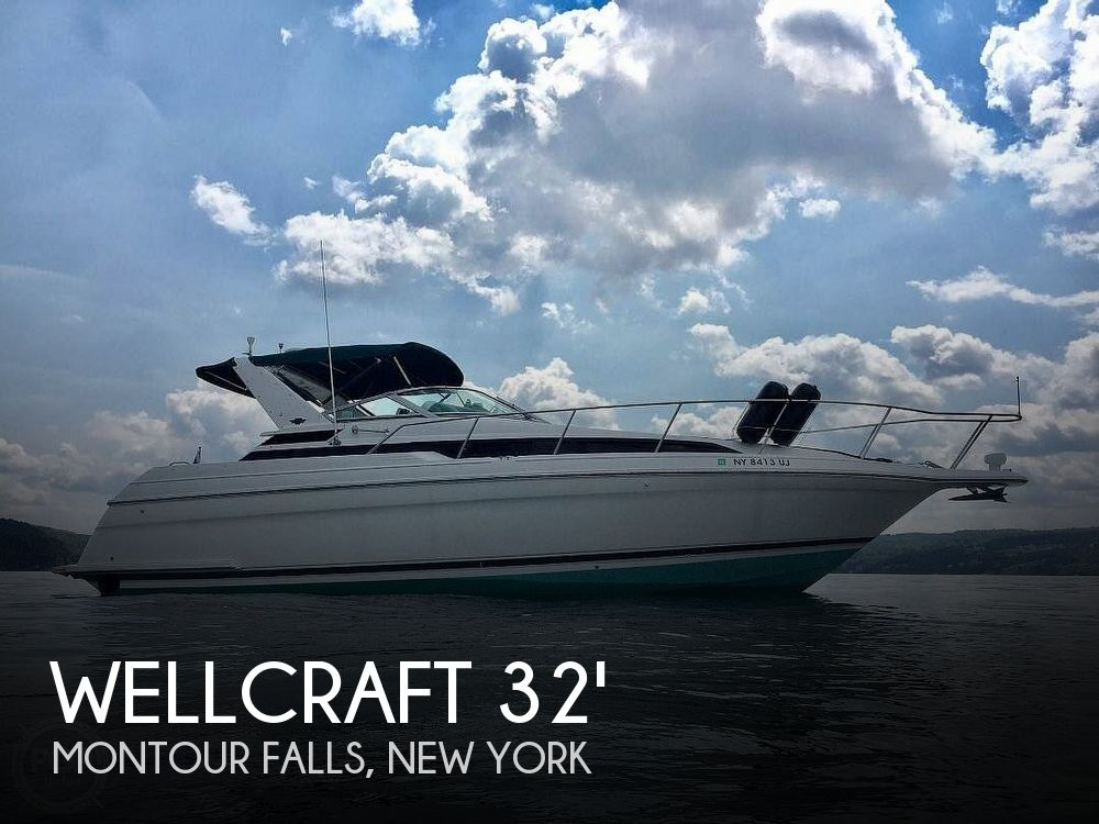 Used Wellcraft Boats For Sale in New York by owner | 1995 Wellcraft 35
