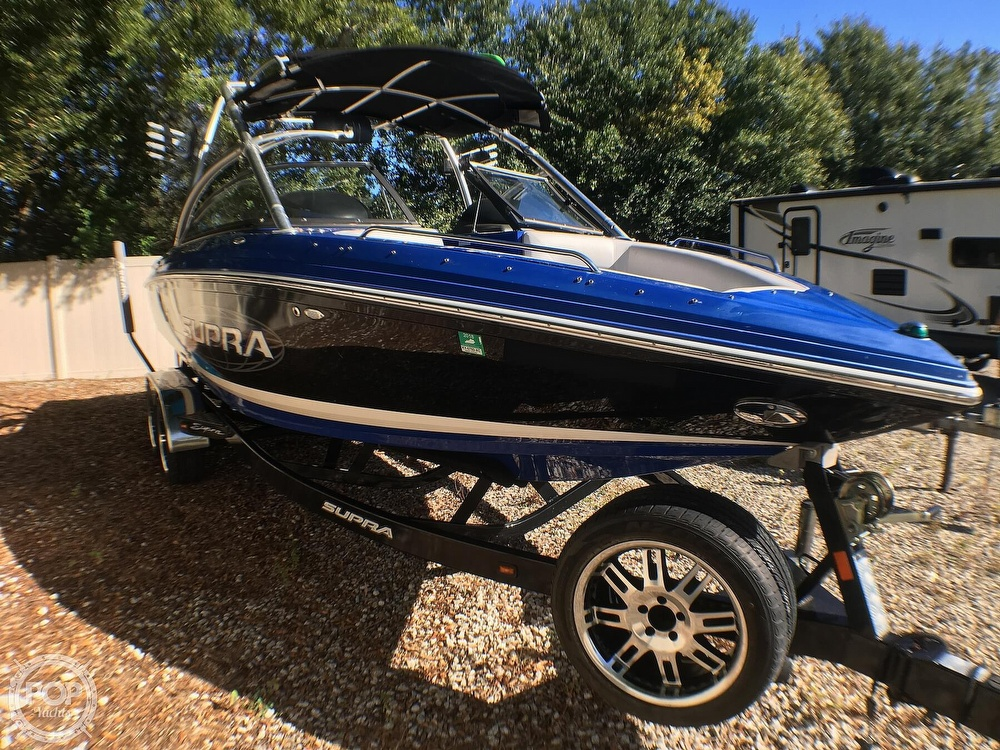 2008 Supra boat for sale, model of the boat is Launch 24SSV World Edition & Image # 4 of 40