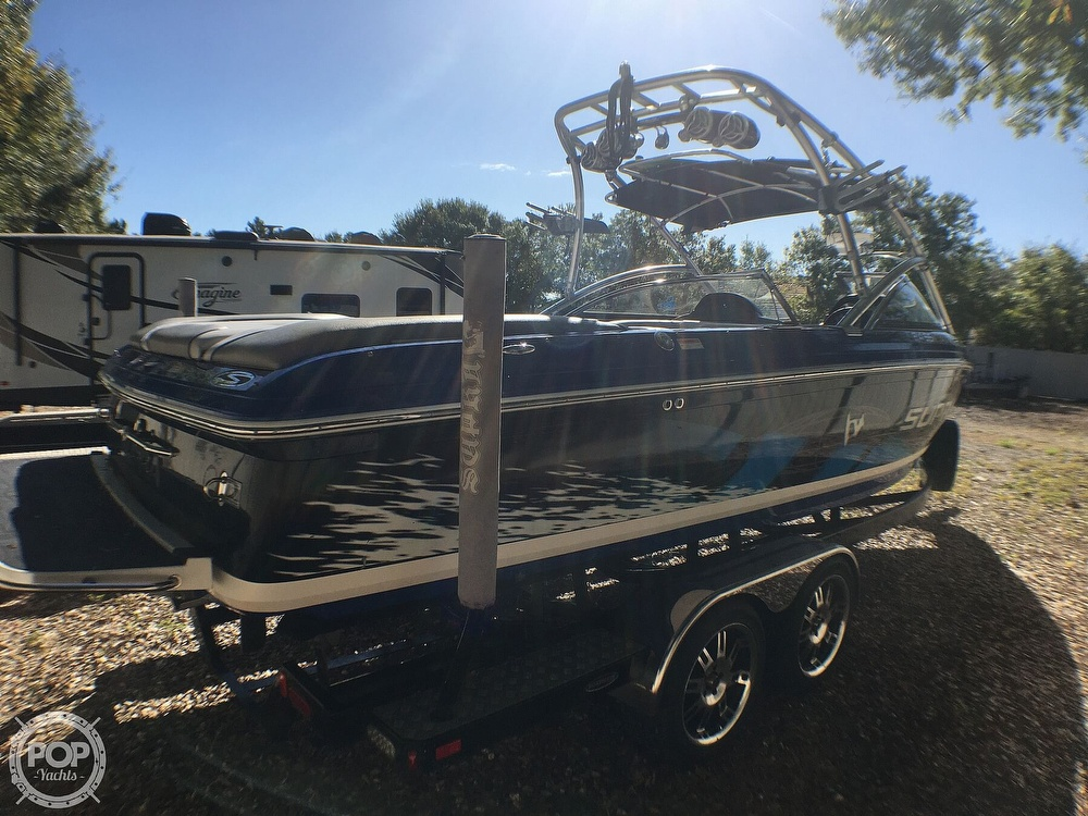 2008 Supra boat for sale, model of the boat is Launch 24SSV World Edition & Image # 5 of 40