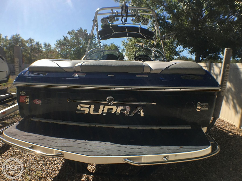 2008 Supra boat for sale, model of the boat is Launch 24SSV World Edition & Image # 6 of 40