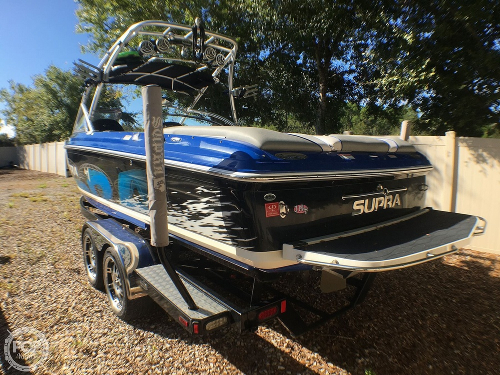 2008 Supra boat for sale, model of the boat is Launch 24SSV World Edition & Image # 8 of 40