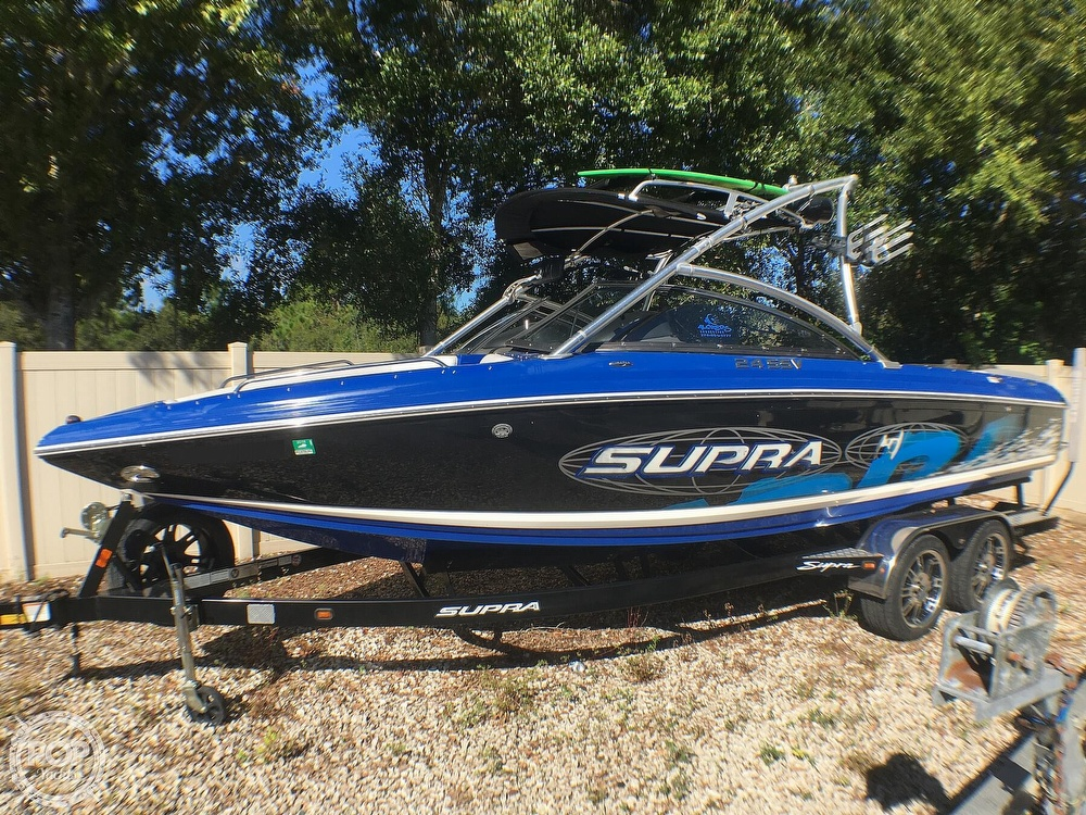 2008 Supra boat for sale, model of the boat is Launch 24SSV World Edition & Image # 10 of 40