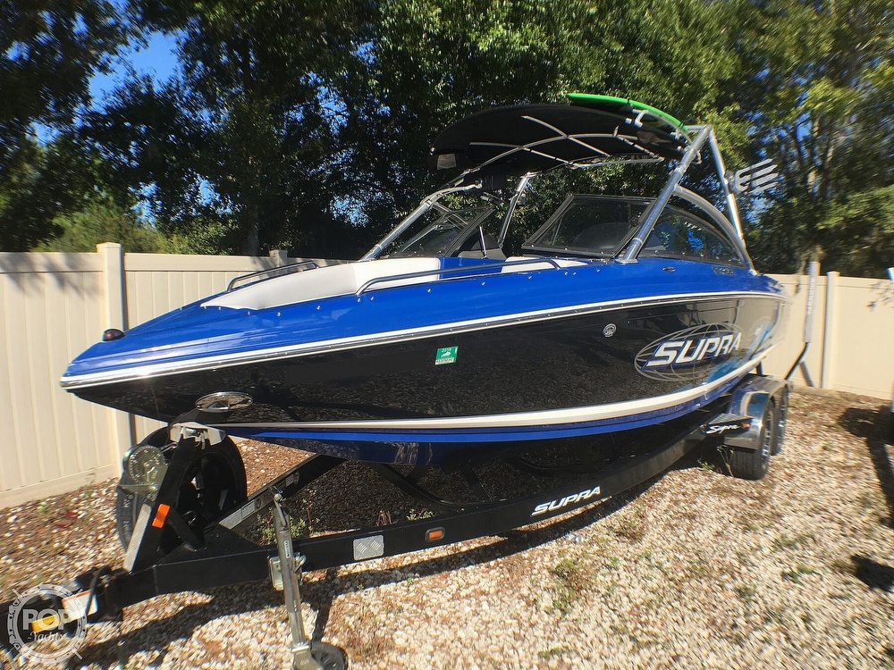 2008 Supra boat for sale, model of the boat is Launch 24SSV World Edition & Image # 11 of 40