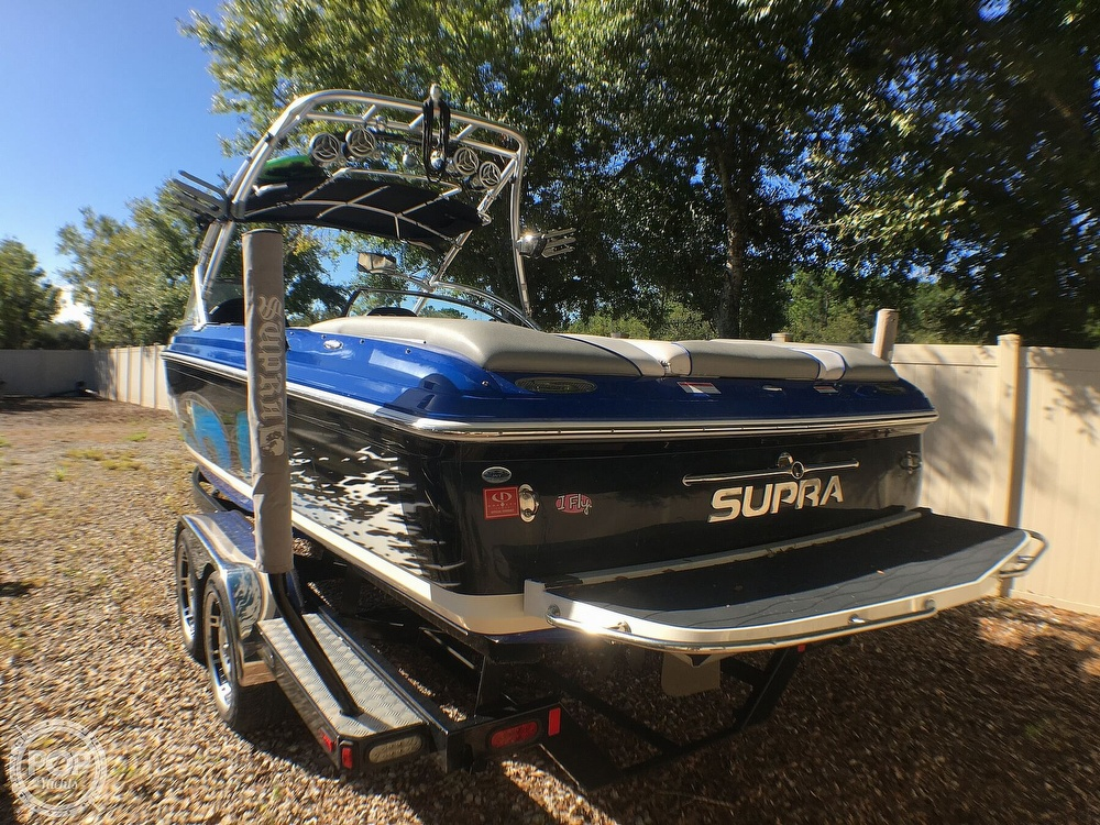 2008 Supra boat for sale, model of the boat is Launch 24SSV World Edition & Image # 32 of 40