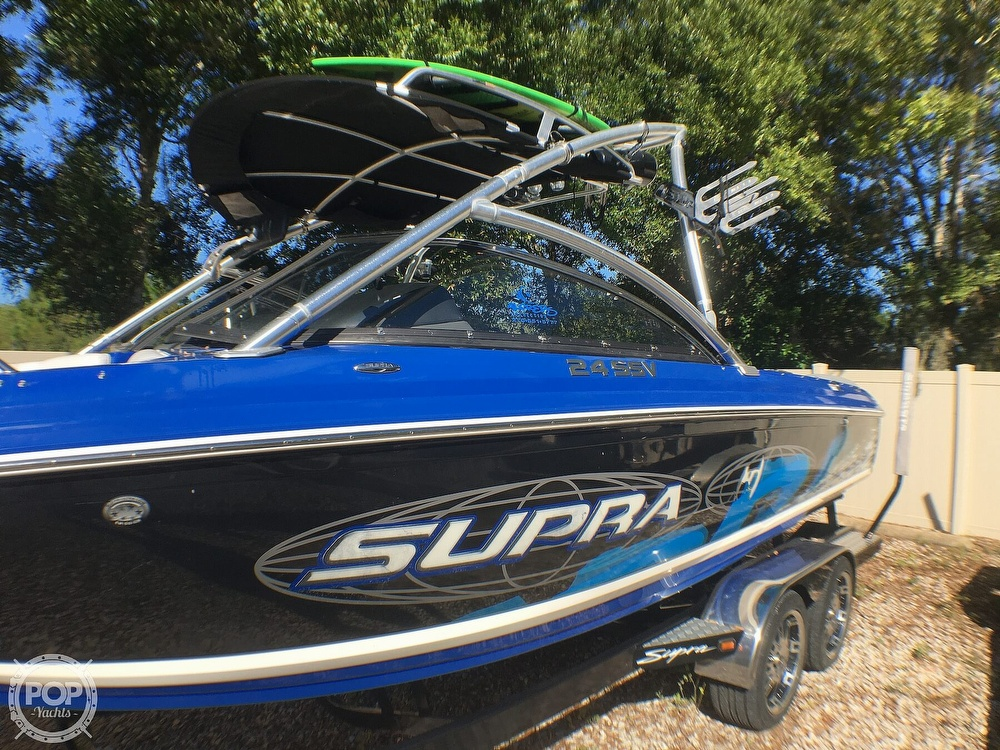 2008 Supra boat for sale, model of the boat is Launch 24SSV World Edition & Image # 35 of 40