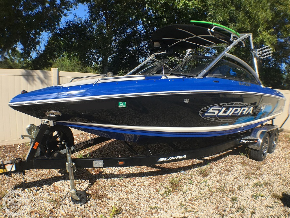 2008 Supra boat for sale, model of the boat is Launch 24SSV World Edition & Image # 36 of 40