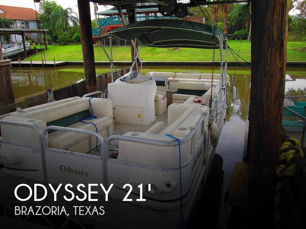 Used ODYSSEY Boats For Sale by owner | 2003 Odyssey 21