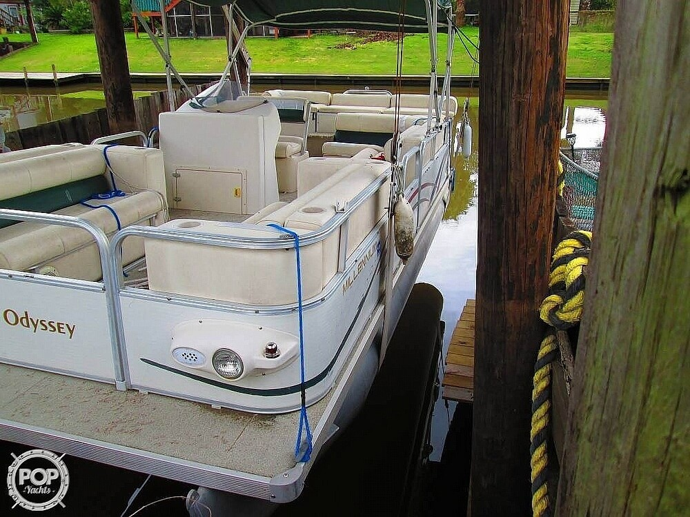2003 Odyssey boat for sale, model of the boat is MILLENIUM 2102 & Image # 9 of 26