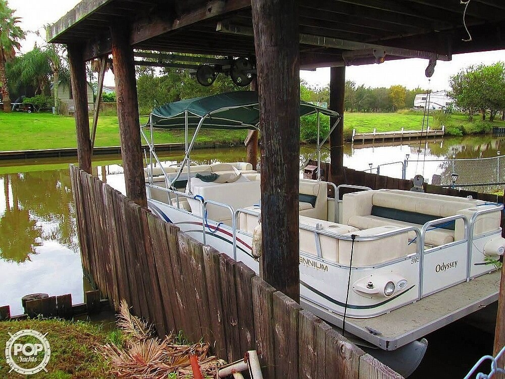 2003 Odyssey boat for sale, model of the boat is MILLENIUM 2102 & Image # 11 of 26