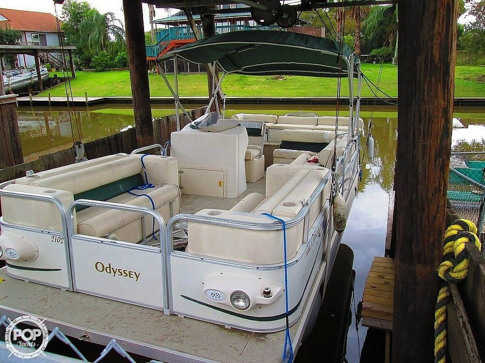2003 Odyssey boat for sale, model of the boat is MILLENIUM 2102 & Image # 24 of 26