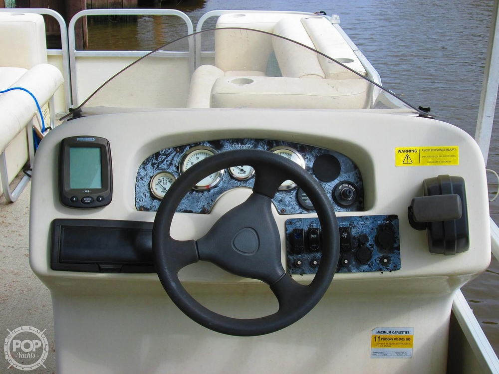 2003 Odyssey boat for sale, model of the boat is MILLENIUM 2102 & Image # 16 of 26