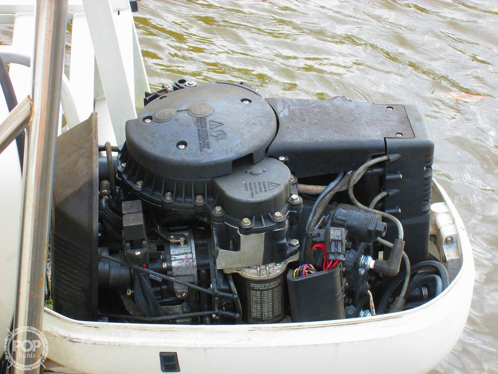 2003 Odyssey boat for sale, model of the boat is MILLENIUM 2102 & Image # 21 of 26