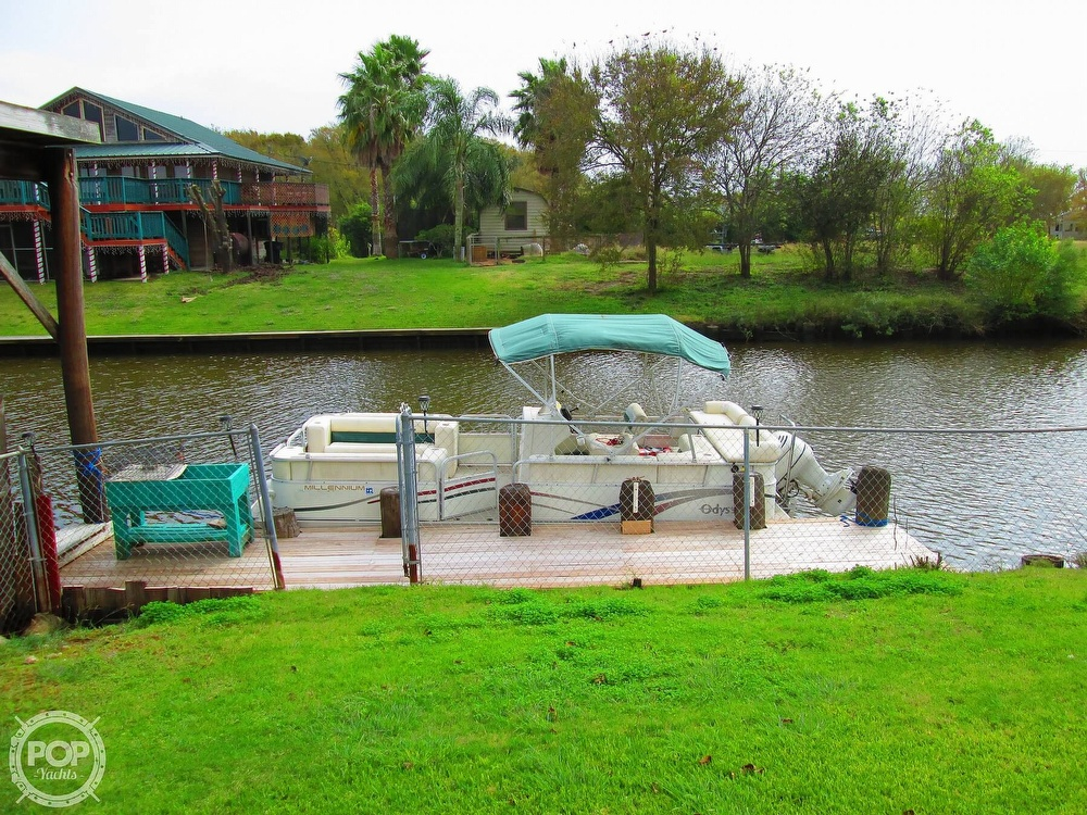 2003 Odyssey boat for sale, model of the boat is MILLENIUM 2102 & Image # 25 of 26