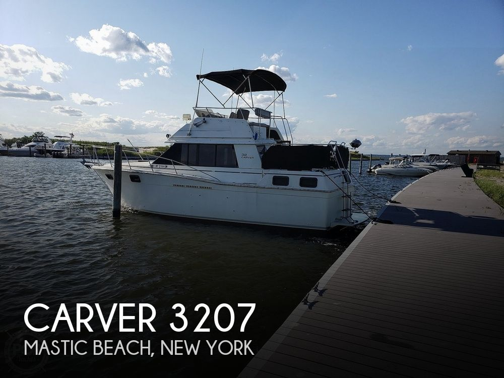 Used Carver 3207 Boats For Sale by owner   1983 Carver 3207