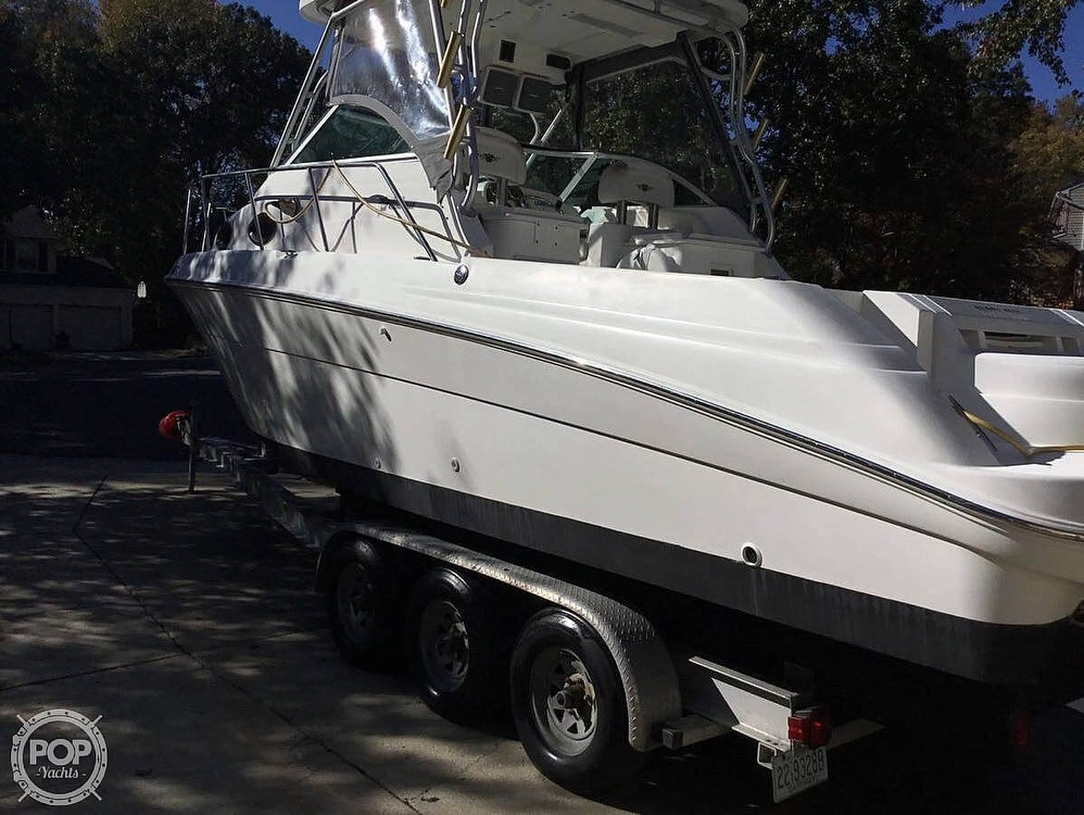 2001 Wellcraft boat for sale, model of the boat is 270 Coastal & Image # 2 of 40