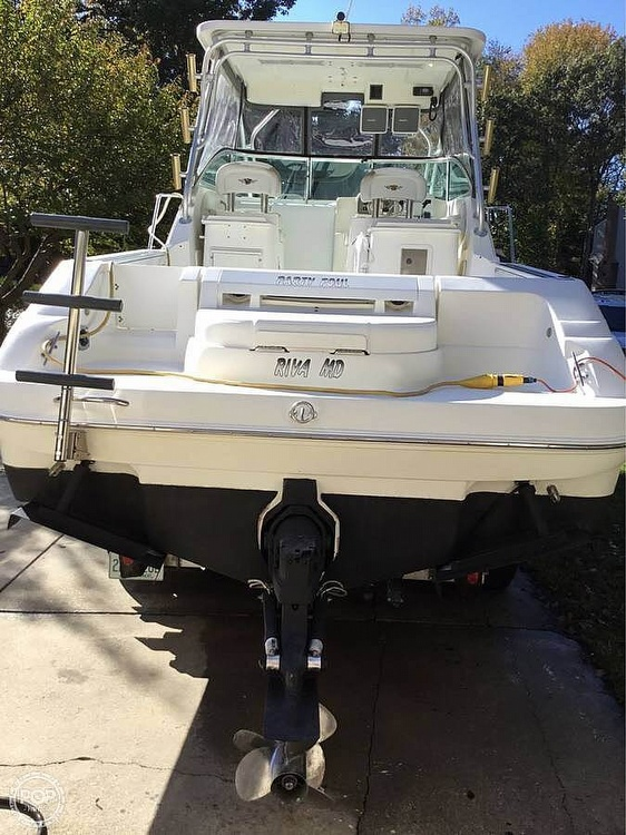 2001 Wellcraft boat for sale, model of the boat is 270 Coastal & Image # 3 of 40
