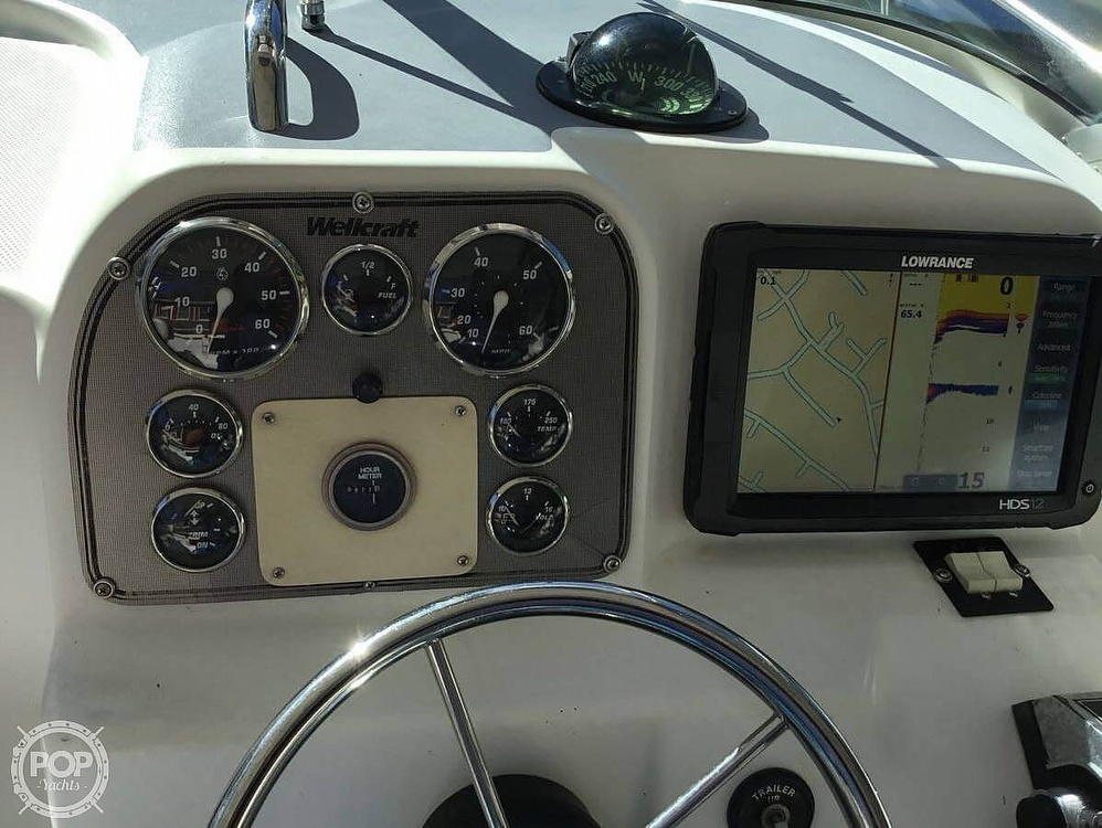 2001 Wellcraft 270 coastal - image 8