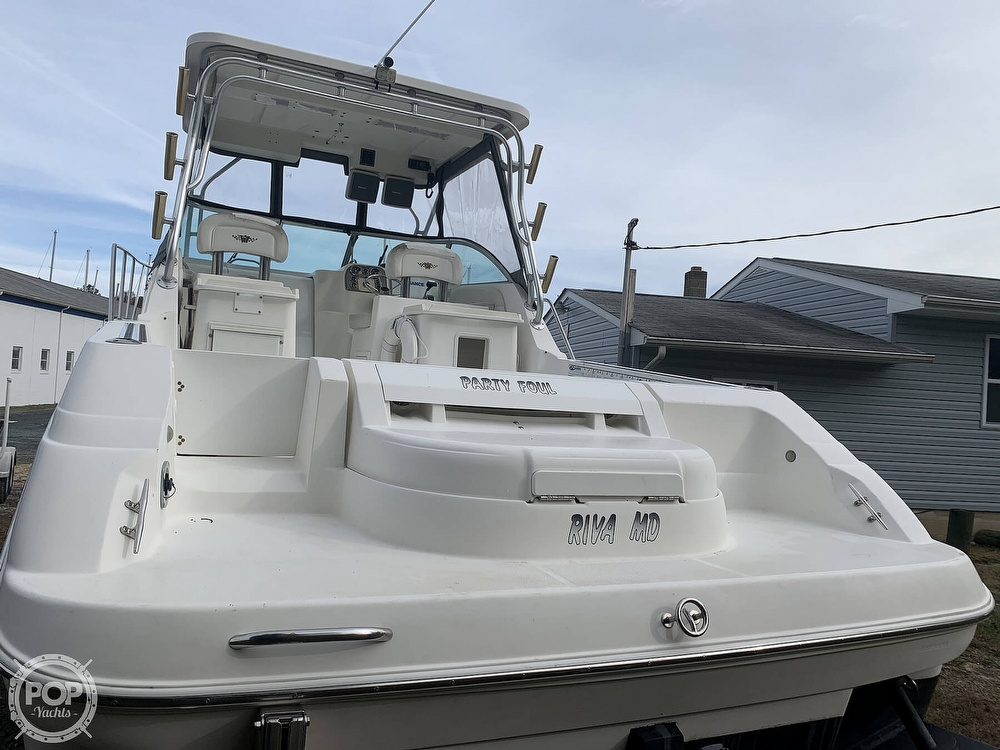 2001 Wellcraft boat for sale, model of the boat is 270 Coastal & Image # 25 of 40