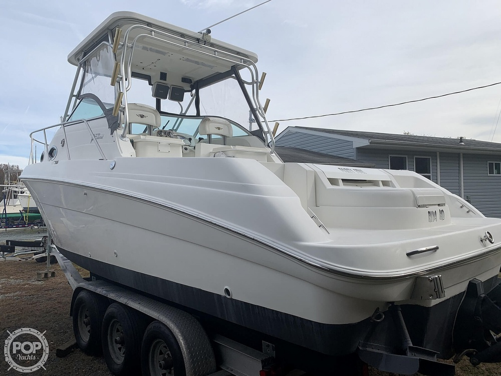 2001 Wellcraft boat for sale, model of the boat is 270 Coastal & Image # 26 of 40