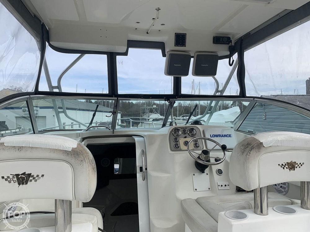 2001 Wellcraft boat for sale, model of the boat is 270 Coastal & Image # 32 of 40