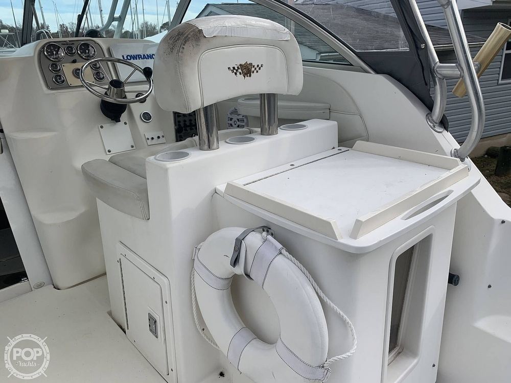 2001 Wellcraft boat for sale, model of the boat is 270 Coastal & Image # 33 of 40