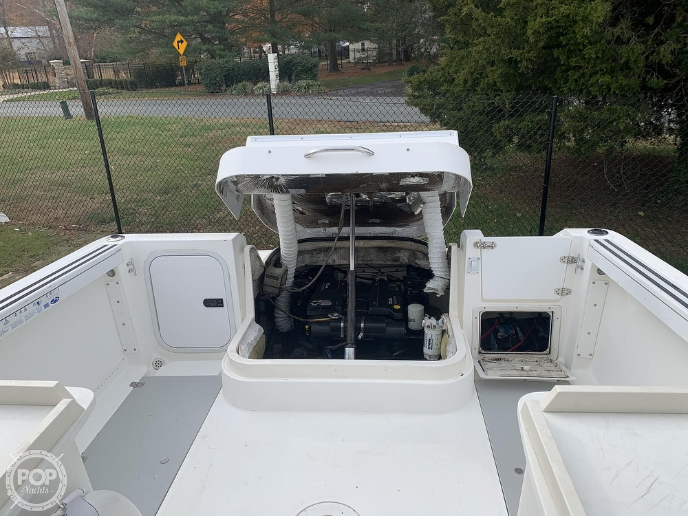 2001 Wellcraft boat for sale, model of the boat is 270 Coastal & Image # 38 of 40