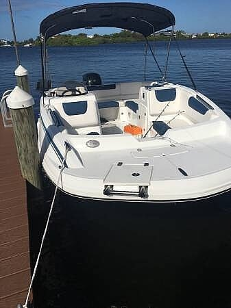 2018 Tahoe boat for sale, model of the boat is 1950 & Image # 2 of 41