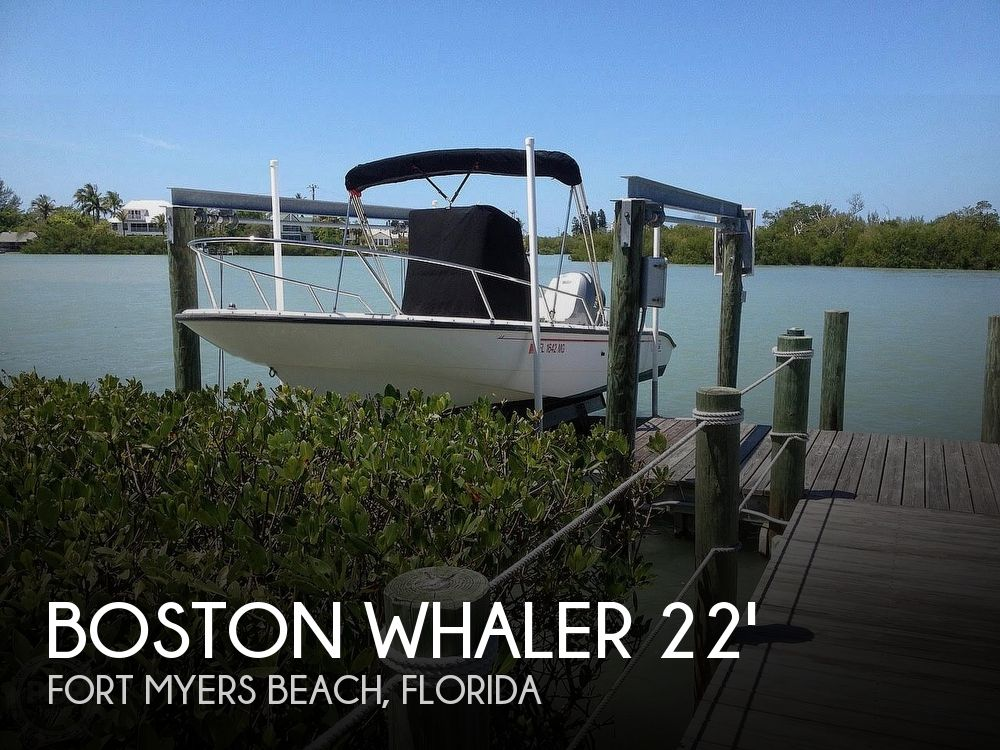 Used Boston Whaler 20 Boats For Sale by owner | 2002 Boston Whaler 220 Dauntless
