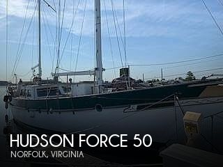 Used Boats For Sale in Virginia by owner | 1985 Hudson Force 50