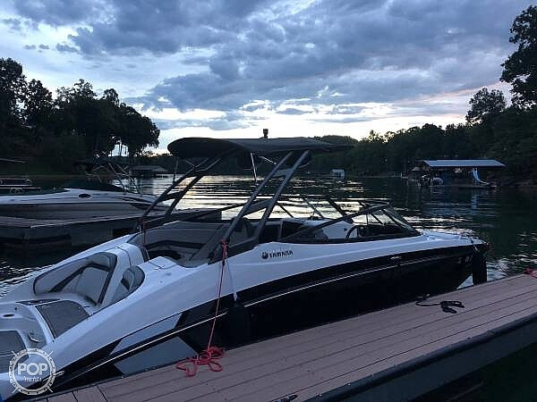 2018 Yamaha boat for sale, model of the boat is AR240 & Image # 3 of 14