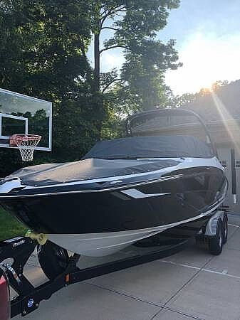 2018 Yamaha boat for sale, model of the boat is AR240 & Image # 5 of 14