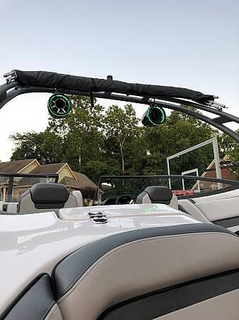 2018 Yamaha boat for sale, model of the boat is AR240 & Image # 10 of 14